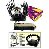 Golden Supreme Heat Exxpress 16 Piece Thermal Styling Stove Iron Kit