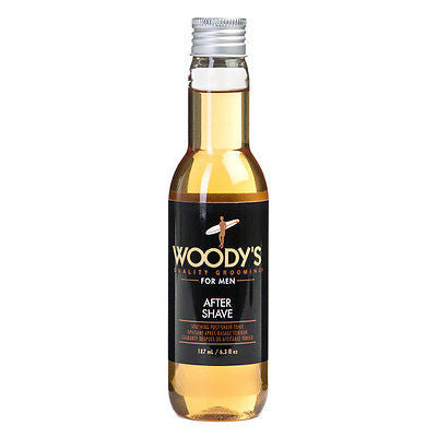 Woody's After Shave Soothing Post Shaving Tonic 6.3 oz