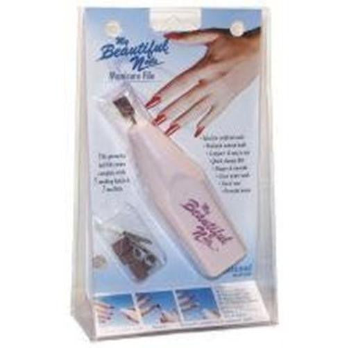 Medicool My Beautiful Nails Battery Operated Manicure Nail File