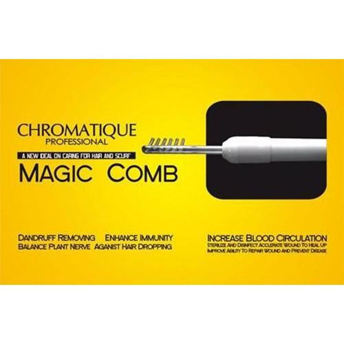 Chromatique Professional Magic Comb Ion Generator Hair & Skin Care Treatment