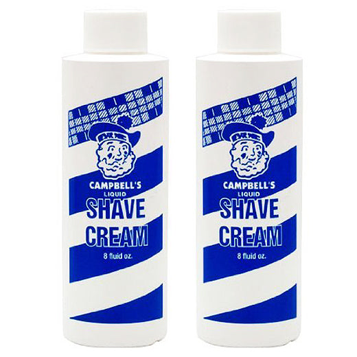 Campbell's Lather King Liquid Shave Cream 2-Pack