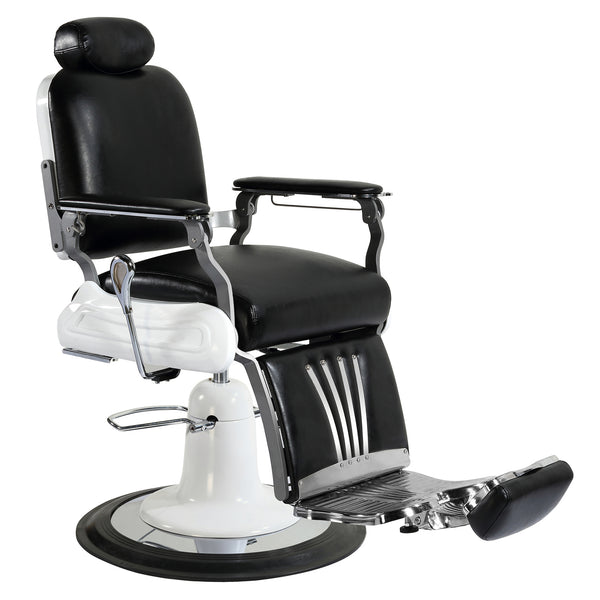 Professional High Quality Hydraulic Reclining Barber Chair Classic Vintage Style CW13-13