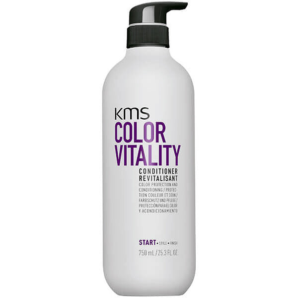 KMS Color Vitality Hair Conditioner Revitalisant Start Color Protection 25.3 fl oz