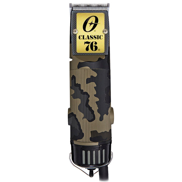 Oster Classic 76 Professional Clipper Limited Edition Camo 76076-297