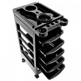 Salon Spa Trolley Storage Cart Hair Coloring Beauty Rollabout Organizer Station T-048