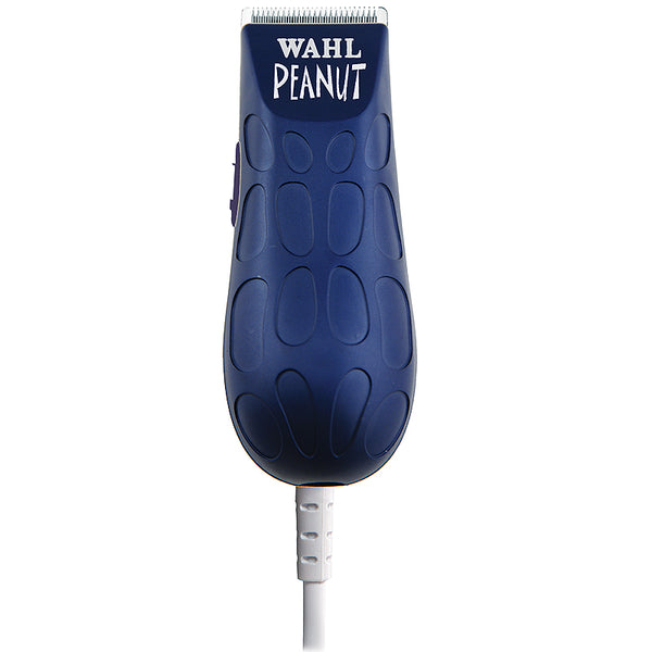 Wahl Peanut Metallic Blue Limited Edition Hair Trimmer And Clipper 8655-3501