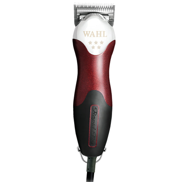 Wahl 5 Star Rapid Fire Variable Speed Heavy Duty Hair Clipper 8233