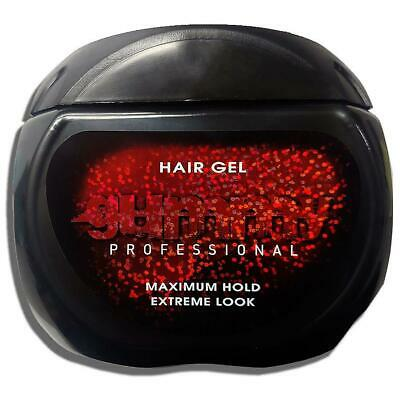 Gummy Hair Gel 700ml Fonex Professional Extreme Look Maximum Hold