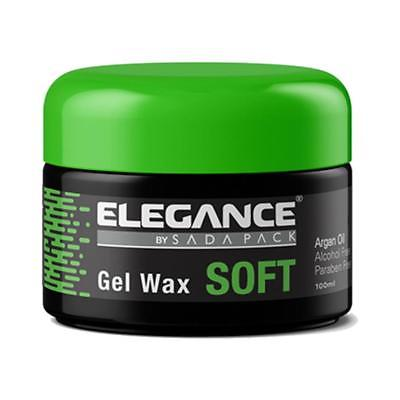 Elegance Soft Gel Wax With Argan Oil 100ml