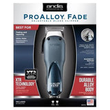 Andis ProAlloy Fade Adjustable Blade Hair Clipper 69140