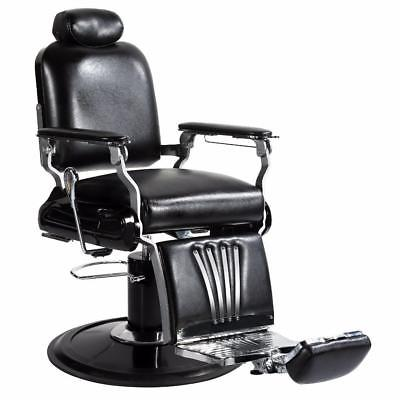 Professional High Quality Hydraulic Reclining Barber Chair Classic Vintage Style CW13-10