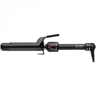 "Hot Tools Professional Black Gold 1-1/4"" Salon Curling Iron Hair Wand HT1110BG"
