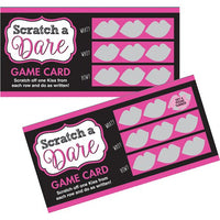 Scratch-a-Dare Game