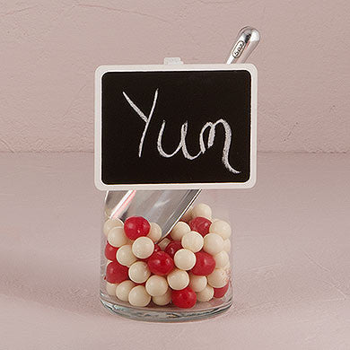 Peg Chalk Board (Pack Of 6)