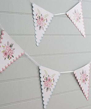 Floral Bunting