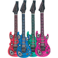 Inflatables Wedding Guitars - 12 Pack
