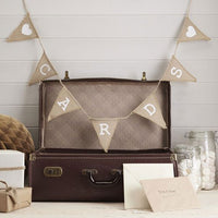 Hessian Bunting - Cards