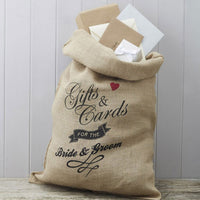 Wedding Cards Sack