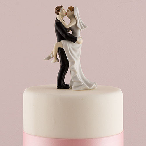 Cake Topper - Kissing Couple