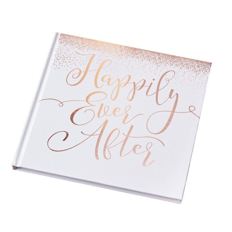 Guest Book - Happily Ever After