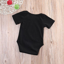 Newborn Infant Baby Girl Boy Short Sleeve Romper Cotton Jumpsuit Playsuit Outfits Clothes - Baby Clothes Connect