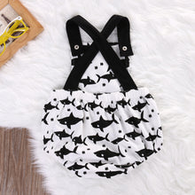 Baby Boy Girl Clothes Shark Sleeveless Romper Jumpsuit Playsuit Backless Sunsuit Outfits - Baby Clothes Connect