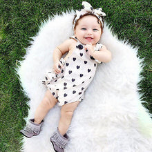 New Newborn Romper Baby Girl Infant Clothing 2pcs/Sets 2016 Tutu Sleeveless Romper Halter Belt jumpsuit+Headband - Baby Clothes Connect