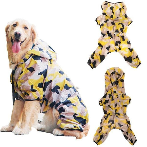 Sunsafe UV Pooch Protector Suit