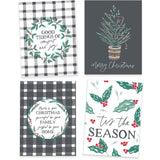 CHRISTMAS NOTE CARD SET