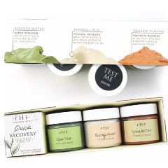 FACE MASK SAMPLER SET OF 3