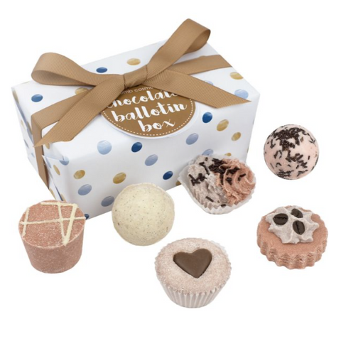 CHOCOLATE BATH GIFT SET