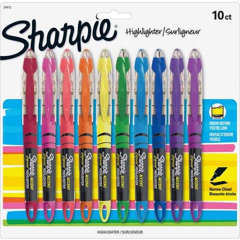 Sanford, L.P. Pen-style Liquid Highlighters