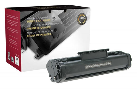 Clover Technologies Group, LLC CIG Compatible Toner Cartridge (Alternative for HP C3906A 06A AX) (2500 Yield)