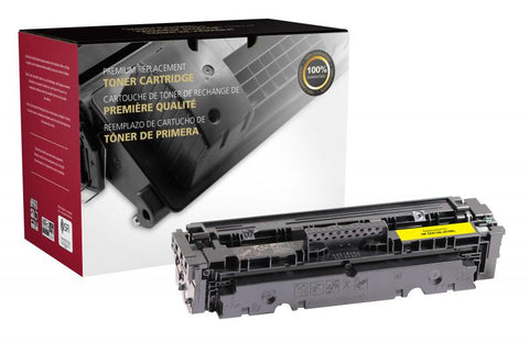 Clover Technologies Group, LLC Remanufactured Yellow Toner Cartridge (Alternative for HP CF412A) (2300 Yield)