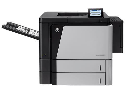 HP M806DN Monochrome LaserJet Printer
