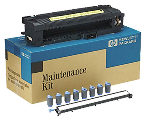 HP Maintenance Kit (110V) (Includes Fuser Assembly Transfer Roller Gloves) (225000 Yield)