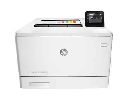 HP M452DW - LASER PRINTER - COLOR - LASER - LETTER: UP TO 28 PPM BL