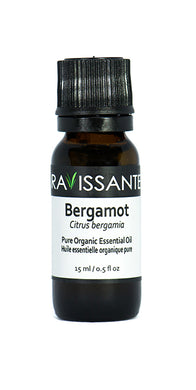 Bergamot Organic Essential Oil - 15 ml