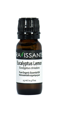 Eucalyptus Lemon Organic Essential Oil  – 15 ml