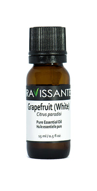 Grapefruit (White) Essential Oil - 15 ml