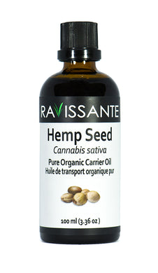 Hemp Seed Organic Carrier - 100 ml