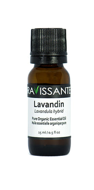 Lavandin Organic Essential Oil - 15 ml
