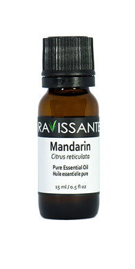 Mandarin Essential Oil - 15 ml