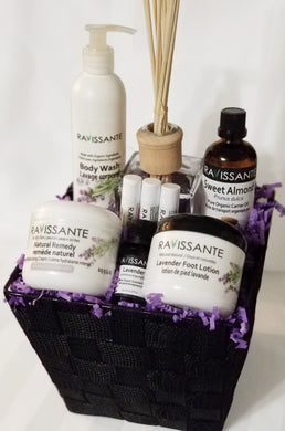 Spa Package - Lavender