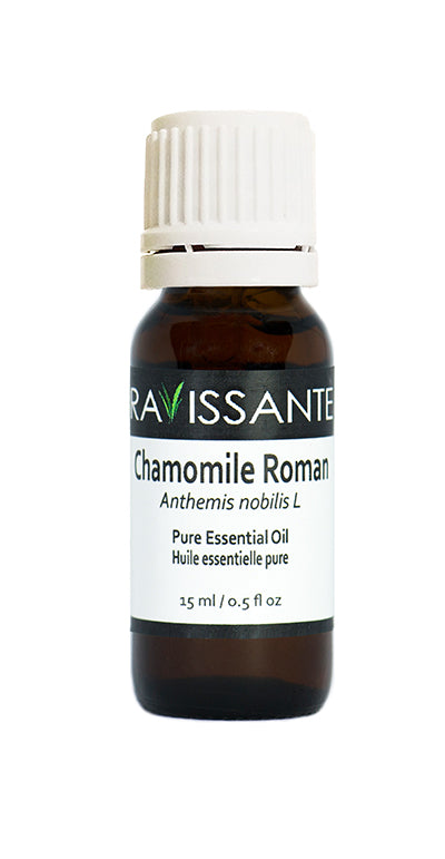 Chamomile Roman Essential Oil - 2 sizes avail (5 ml and 15 ml)