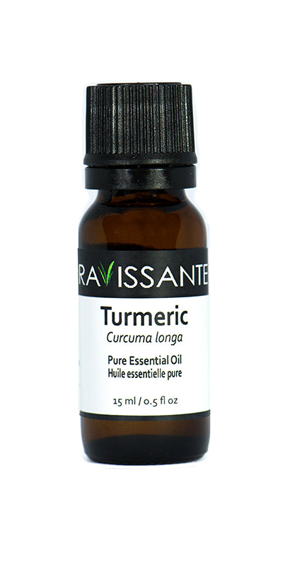 Turmeric Essential Oil - 15 ml