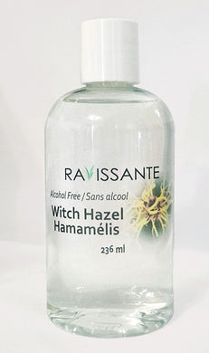 Witch Hazel Distillate - Alcohol Free - 236 ml