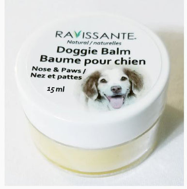 Doggie Balm (Organic)  - 15 ml