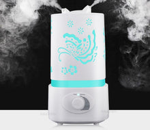 Essential Oil Diffuser with LED Lighting - 1500 ml