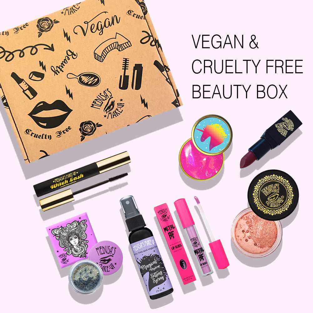 Medusas Make Up Official Site Vegan Cruelty Free Makeup